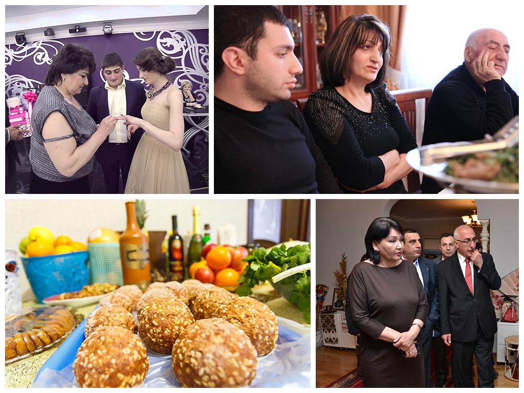 поздравление на обручение на армянском уточнил, совпадает действительностью